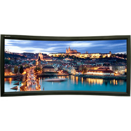 "Lumien Cinema Home (LCH-100123) 136x229 см (96"") Matte White Sound Проекционный экран"
