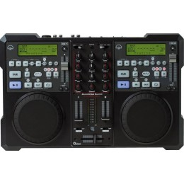 American Audio CK 800 MP3 2-х карманный CD-моноблок
