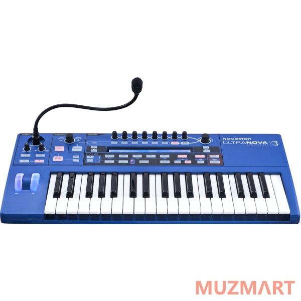 Novation Ultranova Синтезатор